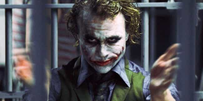 Joker is listed (or ranked) 1 on the list Which Supervillain Would You Be, According To Your Zodiac Sign?