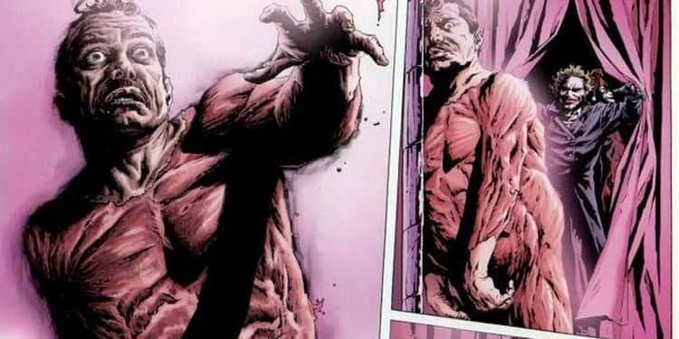 The Joker Skinned Someone Alive For Disrespecting Harley Quinn