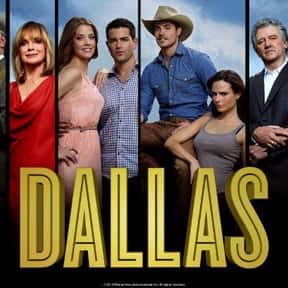 Dallas is listed (or ranked) 1 on the list The Greatest Soap Operas of All Time