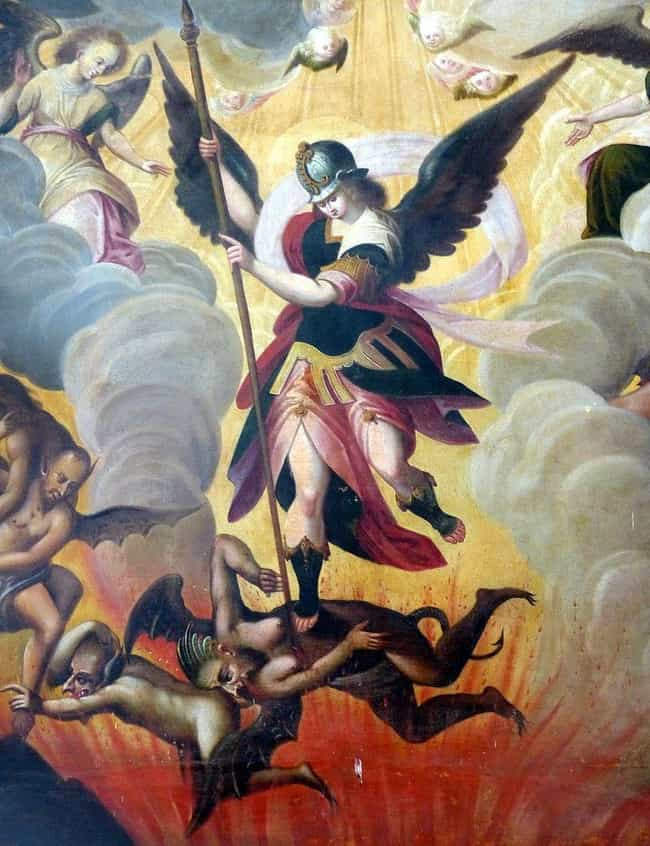 Cancer (June 21 - July 22) is listed (or ranked) 4 on the list Which Fallen Angel Are You Based On Your Zodiac