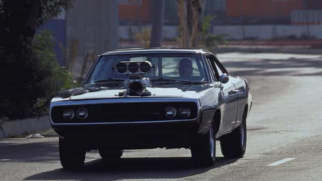 List Of All Fast And Furious Cars