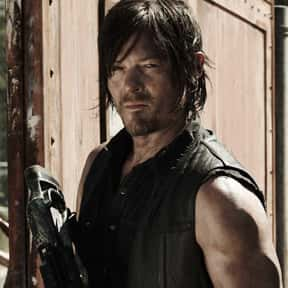 Daryl is listed (or ranked) 24 on the list The Walking Dead Season 8 Death Pool