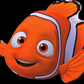 Nemo is listed (or ranked) 8 on the list The All-Time Greatest Pixar Characters