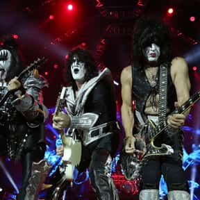 Kiss is listed (or ranked) 2 on the list The Strangest Opening Act Bookings Ever