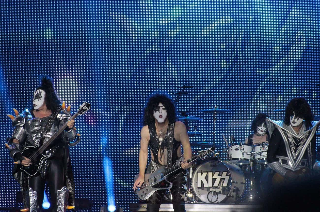 KISS Kruise is listed (or ranked) 4 on the list 14 Music Cruises That Really Rock