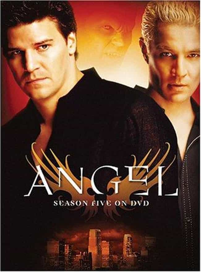 Angel is listed (or ranked) 3 on the list The Best Joss Whedon TV Shows and Series, Ranked