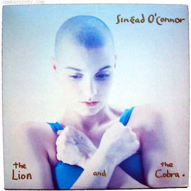 Sinéad O'Connor ... is listed (or ranked) 3 on the list List of Famous Priests
