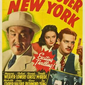 Murder Over New York is listed (or ranked) 23 on the list The Best Spy Movies of the 1940s