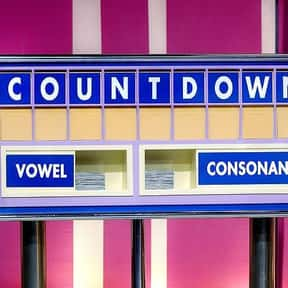 Countdown is listed (or ranked) 4 on the list The Very Best British Game Shows, Ranked