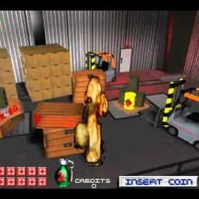 Area 51 is listed (or ranked) 22 on the list The Best '90s Arcade Games