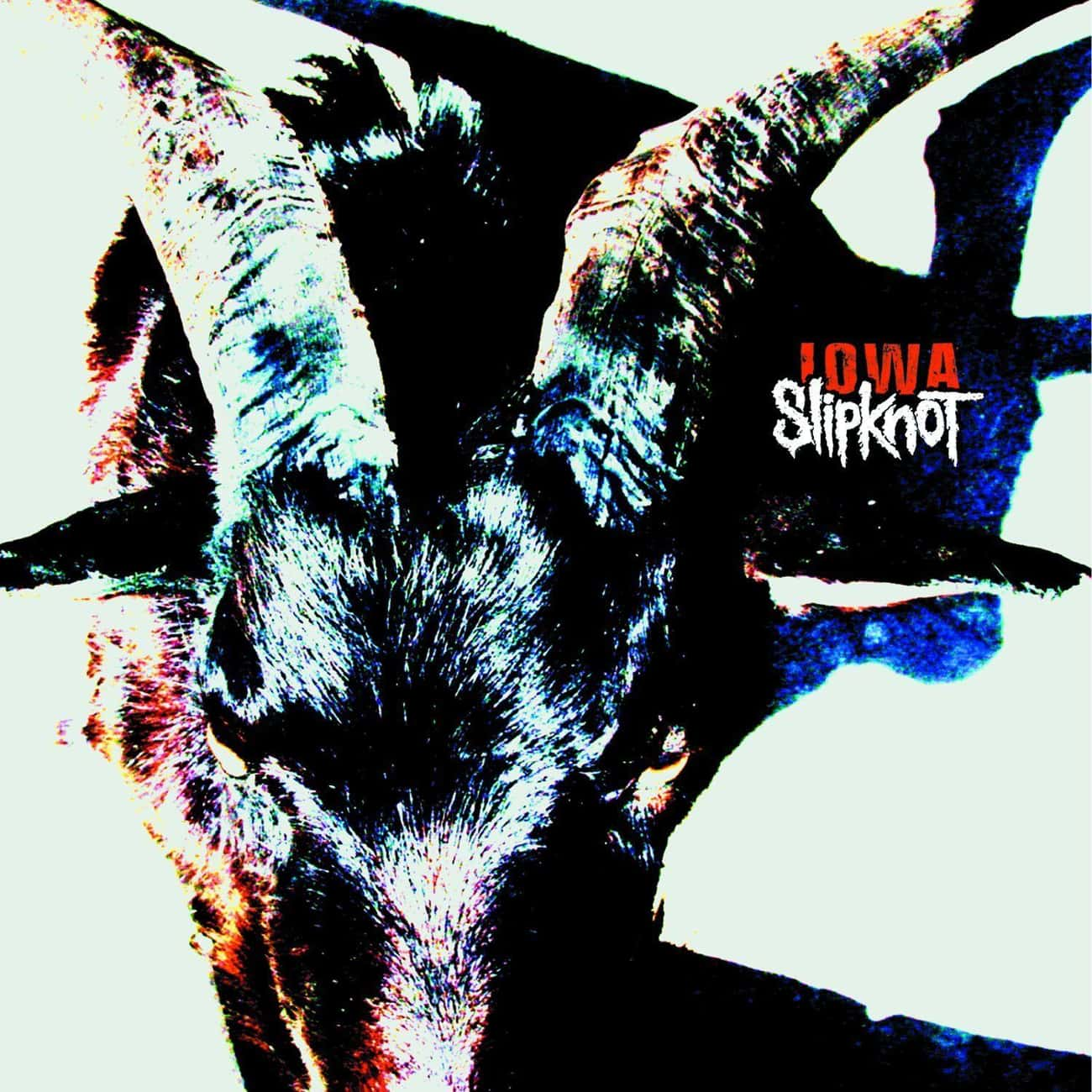 Iowa is listed (or ranked) 2 on the list The Best Slipknot Albums of All Time
