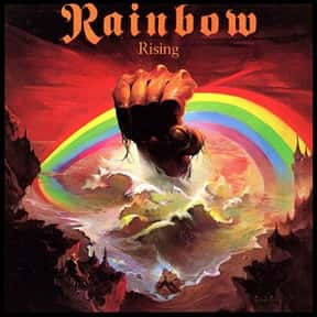 Rainbow is listed (or ranked) 15 on the list The Best Melodic Rock Bands