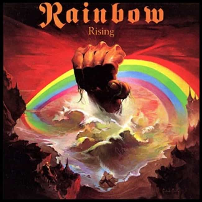 Rainbow is listed (or ranked) 1 on the list 15 Great Underrated Metal Bands