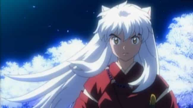 InuYasha Is Listed Or Ranked 1 On The List 15 Greatest Half