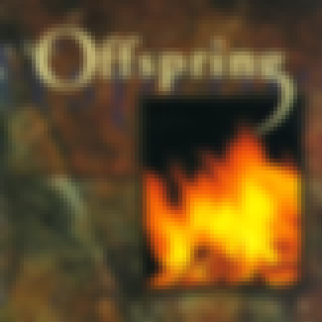 Ignition is listed (or ranked) 4 on the list The Best Offspring Albums of All Time