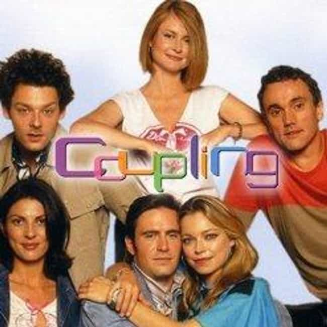 Coupling is listed (or ranked) 2 on the list Steven Moffat Shows and TV Series