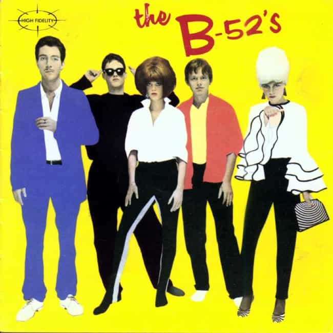 The B-52's is listed (or ranked) 3 on the list The Best B-52's Albums of All Time