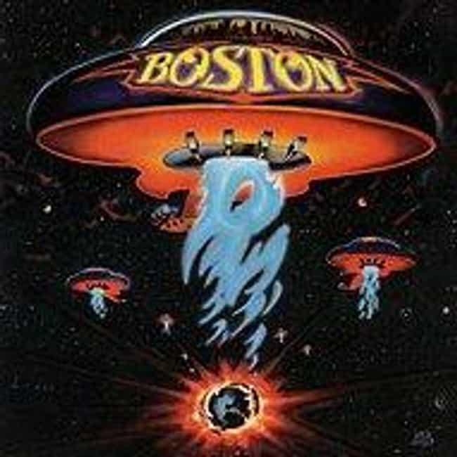 Boston is listed (or ranked) 1 on the list The Best Boston Albums of All Time