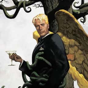 Lucifer is listed (or ranked) 12 on the list The Coolest Comic Characters That Aren't Superheroes