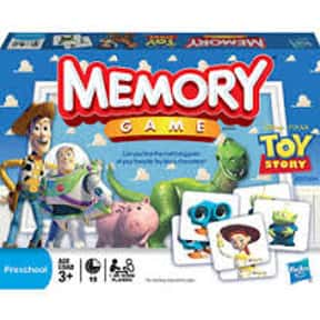 Memory is listed (or ranked) 1 on the list Good Educational Board Games for Kids