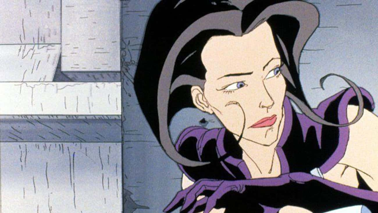 Aeon Flux is listed (or ranked) 1 on the list The Weirdest MTV Animated Shows
