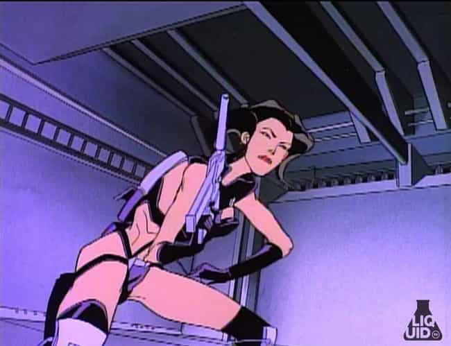 Aeon Flux is listed (or ranked) 1 on the list Super-Ambitious Failed '90s Shows That Were Light Years Ahead Of Their Time