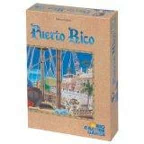 Puerto Rico is listed (or ranked) 21 on the list The Best Board Games of All Time