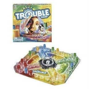 Trouble is listed (or ranked) 14 on the list The Best Board Games for Parties