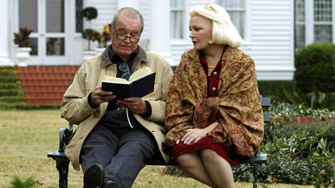 The Elderly Couple Are Noah And Allie In 'The Notebook'