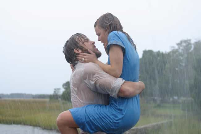 The Notebook is listed (or ranked) 4 on the list The 2000s Movies That Stuck with You the Most