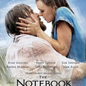 The Notebook is listed (or ranked) 8 on the list The Most Overrated Movies of All Time