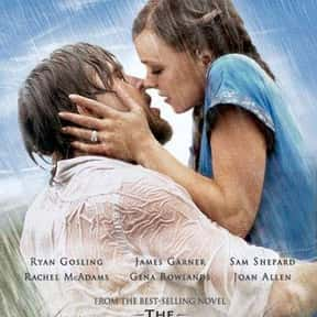 The Notebook is listed (or ranked) 16 on the list The Best Teen Romance Movies