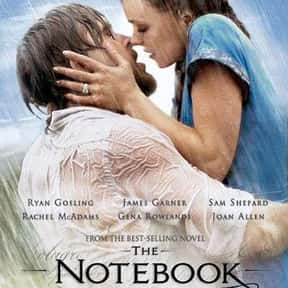 The Notebook is listed (or ranked) 20 on the list The Top Tearjerker Movies That Make Men Cry