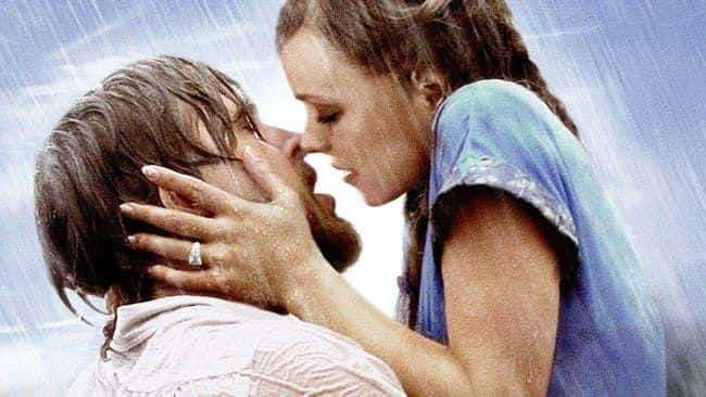 The Notebook is listed (or ranked) 1 on the list 13 Movie Couples Who Hated Each Other In Real Life