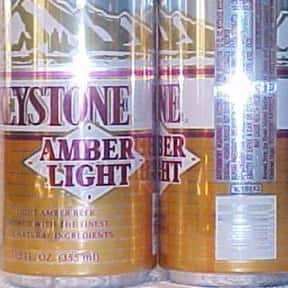 Coors Keystone Amber Light