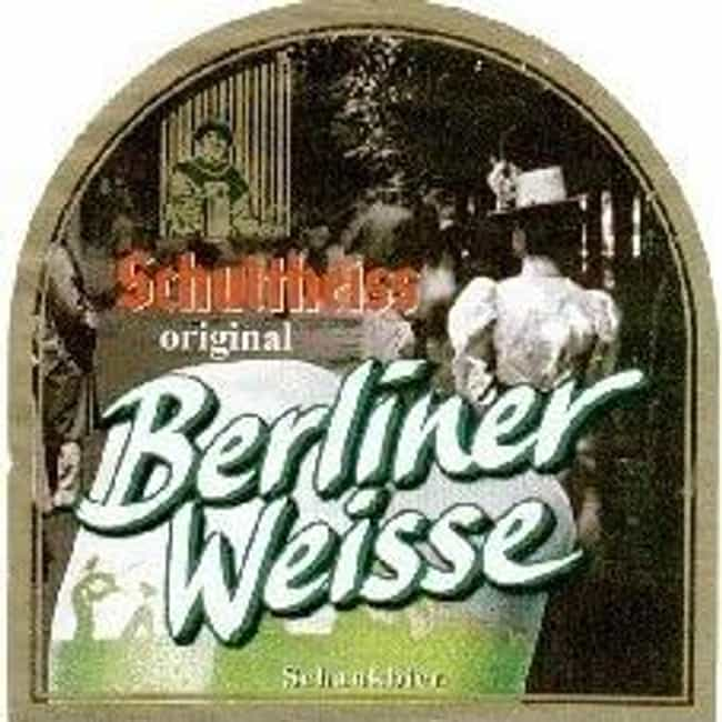 Berliner Schultheiss Brauerei ... is listed (or ranked) 1 on the list Beers with 3.3 Percent Alcohol Content