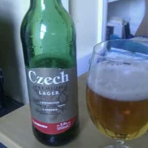 Anon (Co-op) Czech Lager is listed (or ranked) 12 on the list Beers with 5.0 Percent Alcohol Content