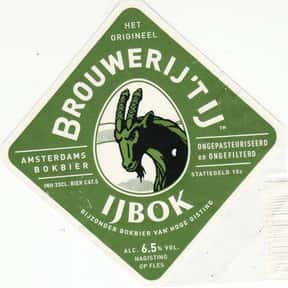 Brouwerij 't IJ Bockbier is listed (or ranked) 14 on the list The Top Beers from Netherlands