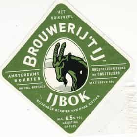 Brouwerij 't IJ Bockbier