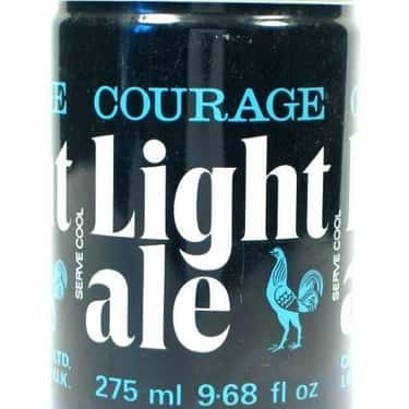 Courage Light Ale is listed (or ranked) 2 on the list Beers with 3.2 Percent Alcohol Content