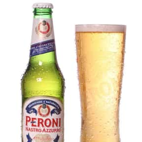 Peroni is listed (or ranked) 14 on the list The Best Beer Brands