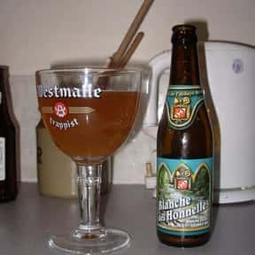 Abbaye des Rocs Blanche des Ho is listed (or ranked) 2 on the list The Top Beers from Belgium