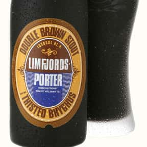 THY Limfjordsporter is listed (or ranked) 13 on the list The Top Beers from Denmark