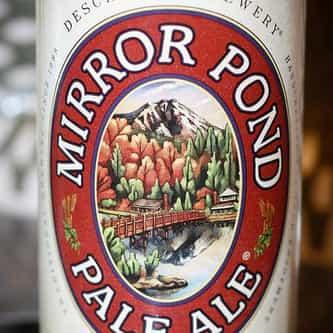 Deschutes Brewery Mirror Pond Pale Ale