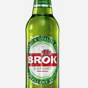 Brok Premium Lager is listed (or ranked) 15 on the list Beers with 5.2 Percent Alcohol Content