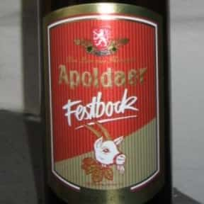 Apoldaer Maibock is listed (or ranked) 11 on the list The Top Beers from Germany