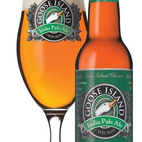 Goose Island IPA is listed (or ranked) 14 on the list Beers with 5.9 Percent Alcohol Content