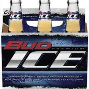 Anheuser-Busch Bud Ice is listed (or ranked) 4 on the list Beers with 5.2 Percent Alcohol Content