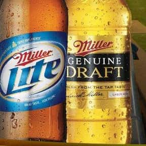 Miller is listed (or ranked) 23 on the list The Best Beer Brands