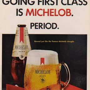 Anheuser-Busch Michelob is listed (or ranked) 11 on the list Beers with 5.0 Percent Alcohol Content